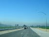 Smog Covering Los Angeles