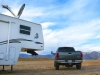 Free California Desert Boondocking at Anza Borrego