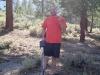Prospecting near Bridgeport, CA