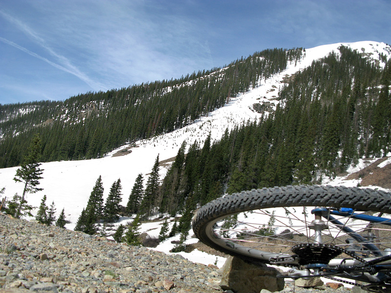 Good experience biking in Colorado