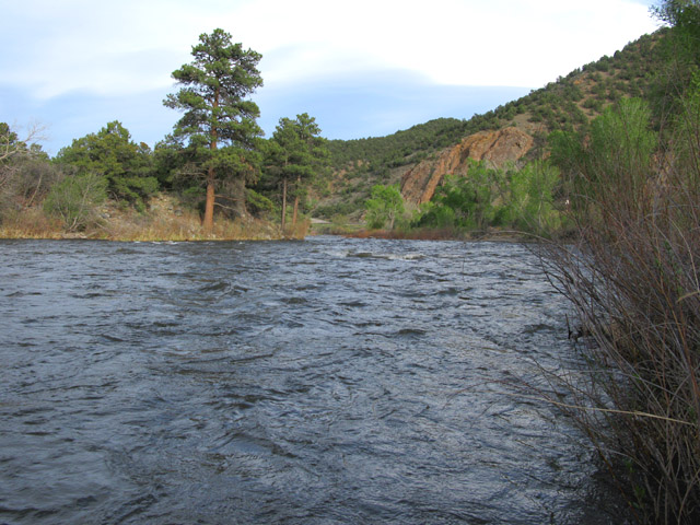 Arkansas River Salida, CO
