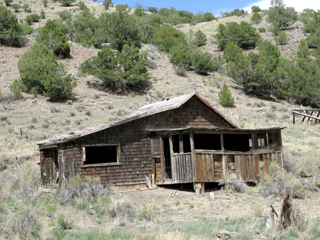 Historic Bonanza Mining Town, Villa Grove CO