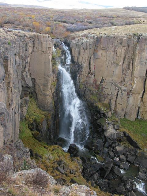Spring Creek Falls Colorado