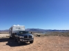 Lake Mead dry camping