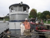 Troy New York Tugboat