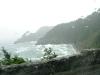 rugged wet oregon coast