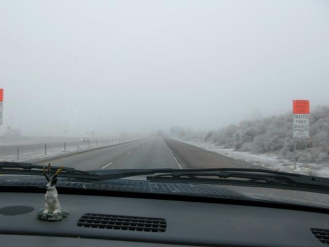 El Paso Snow Storm