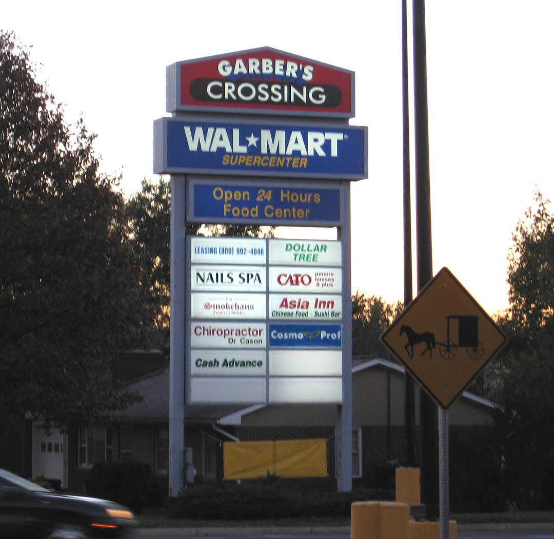Walmart Boondocking Virginia