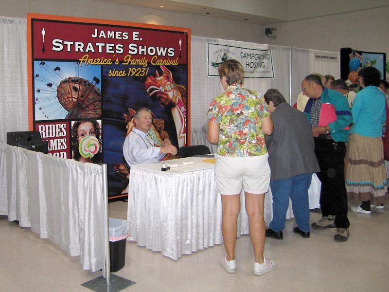 2008 Workamper Conference Lakeland Florida
