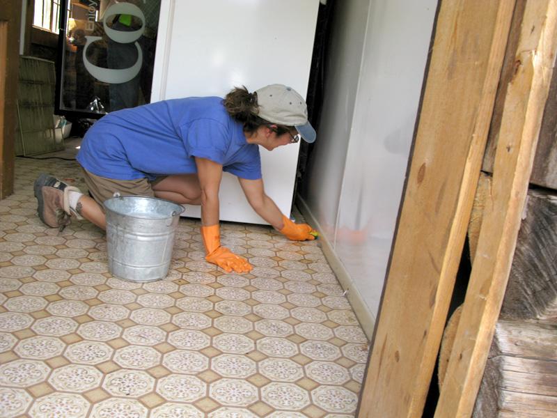 Workamper housekeeper job