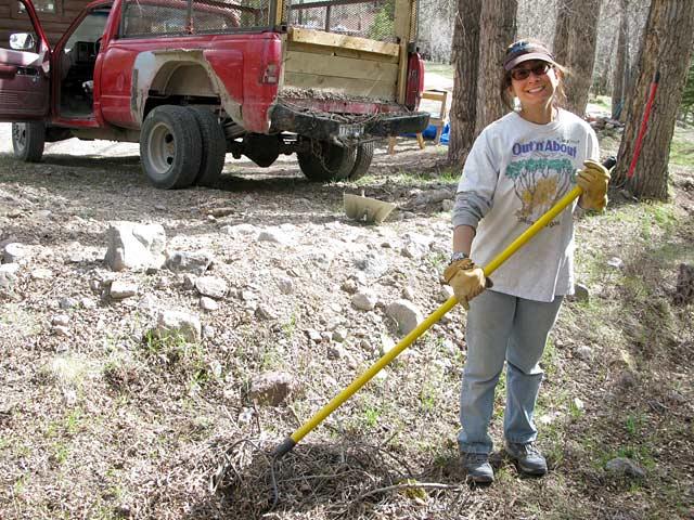 Rene Workamping at Vickers Ranch
