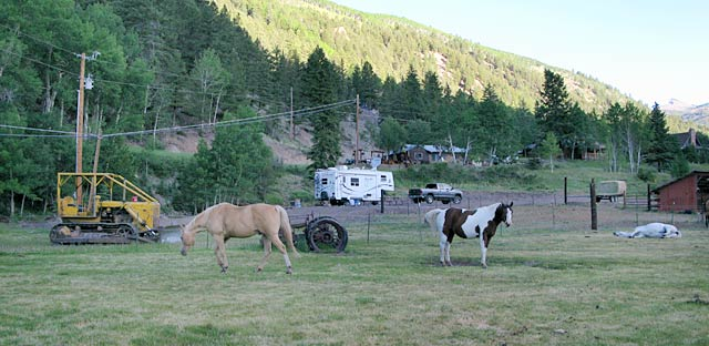 Colorado Guest Ranch Workamping Site