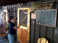 Office Housekeeping at Ranch Workamping Job