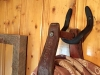 Vickers Ranch Guest Cabin Cowboy Decor Workamping Project