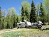 Workamper campsite Vickers Ranch Colorado