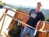 Workamper Jim Hauls Trash to Lake City Dump