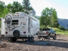 Workamping RV Site at Vickers Ranch, Colorado
