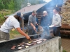 Workamping Job Cooking Burgers for Vickers Ranch Guests