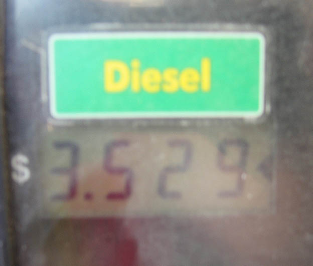 Biodiesel cost in Carbondale, CO