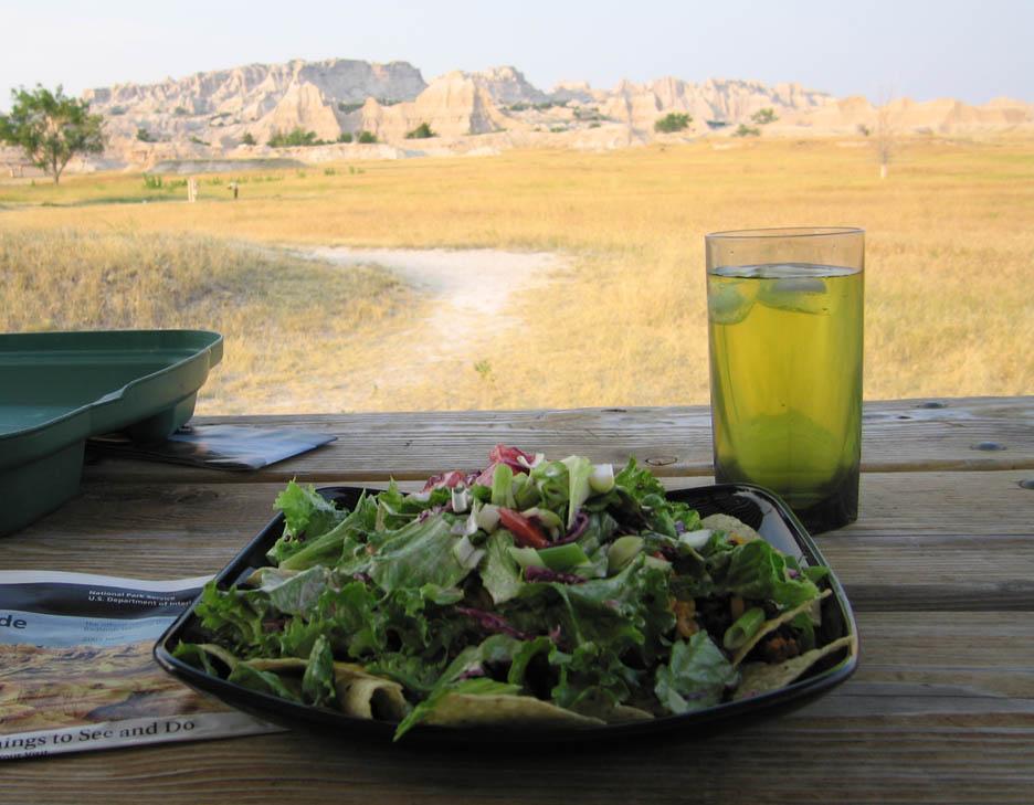 Badlands Taco Salad