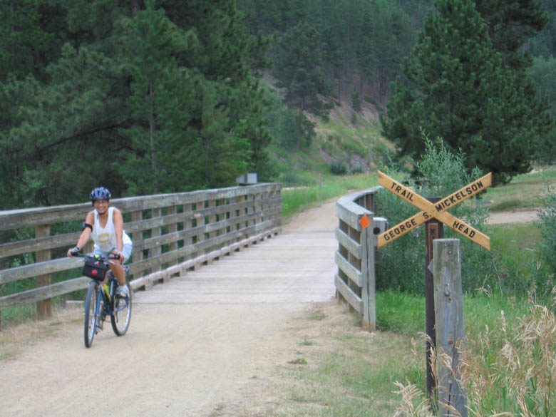 George Michelson Bike Trail, South Dakota
