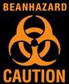 beanwater biohazard
