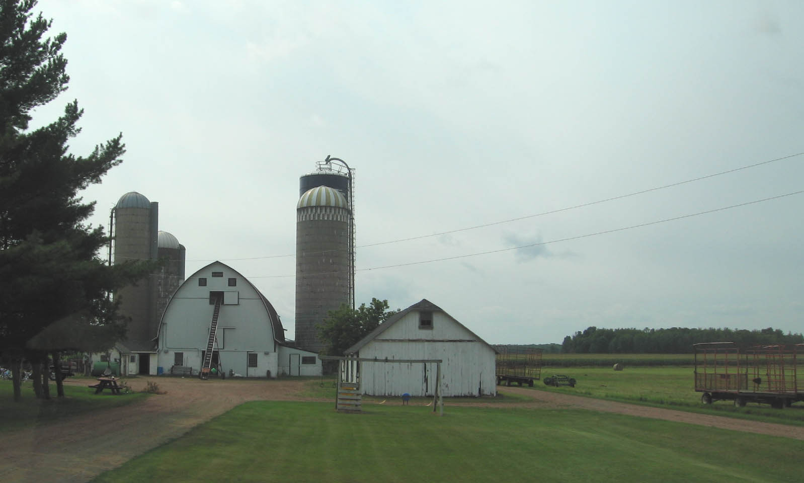 Montello WI Amish Farm