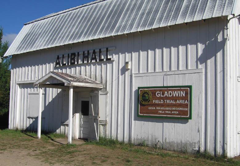 Gladwin Field Dog Wild Bird Hunting Trial Location, Meredith, Michigan