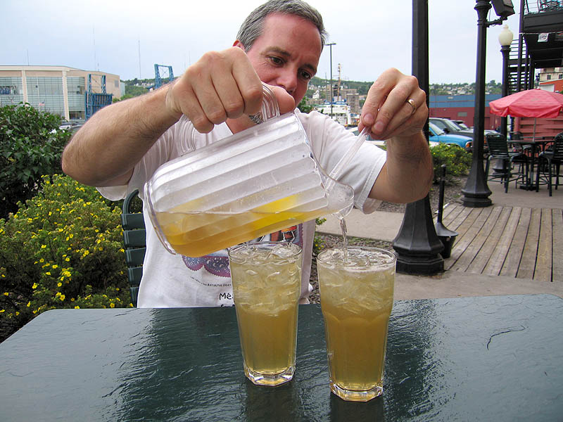 great long island iced tea at grandma