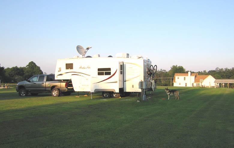 Honey Do Campground, Chatham, OH