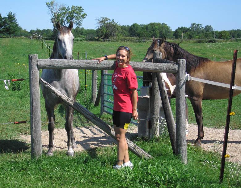 Belgium, Wisconsin, Horse Property