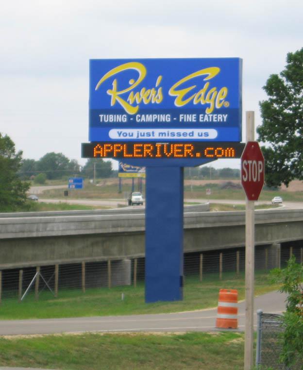 RIver's Edge RV Resort, Somerton WI