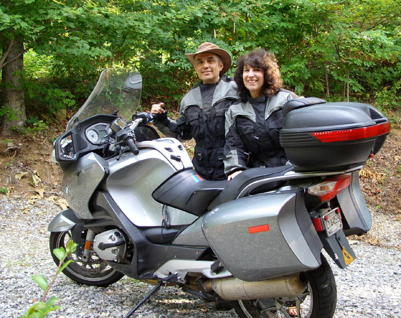 Early Retireee Plans RV Road Trip with Motorcycle