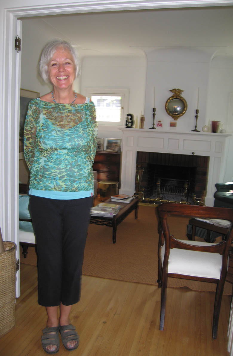 Canada Bed and Breakfast Melfort House Heather Donaldson