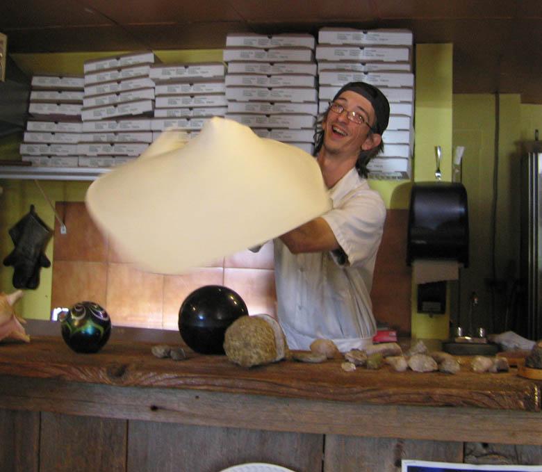 Positive Pie Pizza, Plainfield Vermont