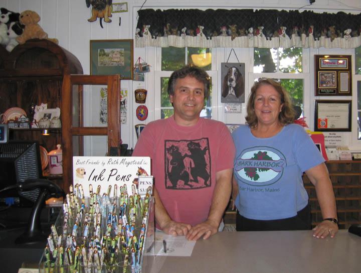Bark Harbor Bar Harbor Maine business for sale