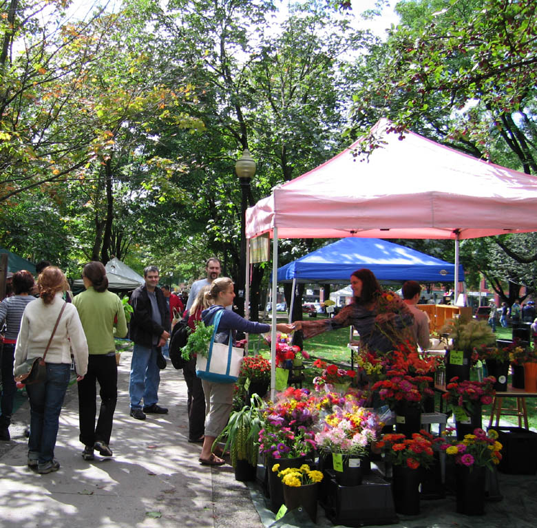 Burlington Vermont Farmers Market