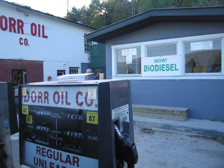 Biodiesel in Vermont