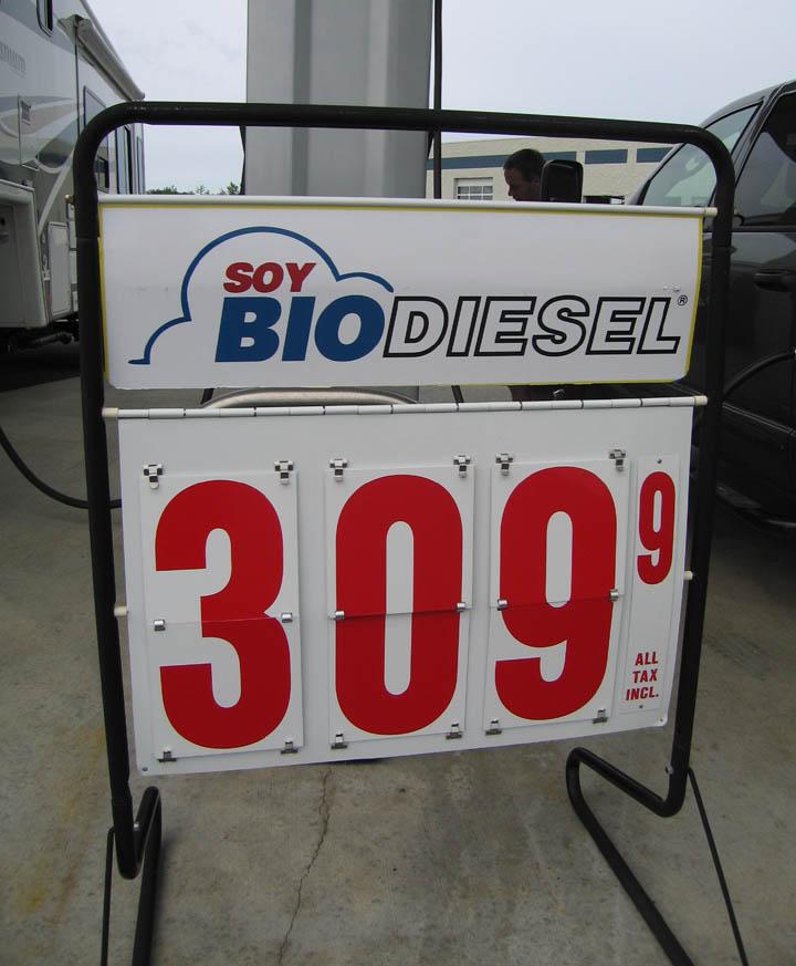 Biodiesel in Wisconsin