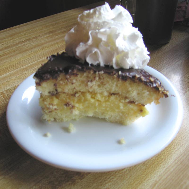 Boston Cream Pie