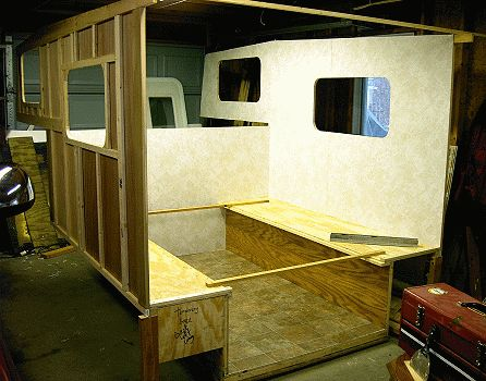 DIY Build Your Own Camper, RV, Van Conversion