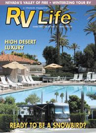 RV Life Magazine October 2007