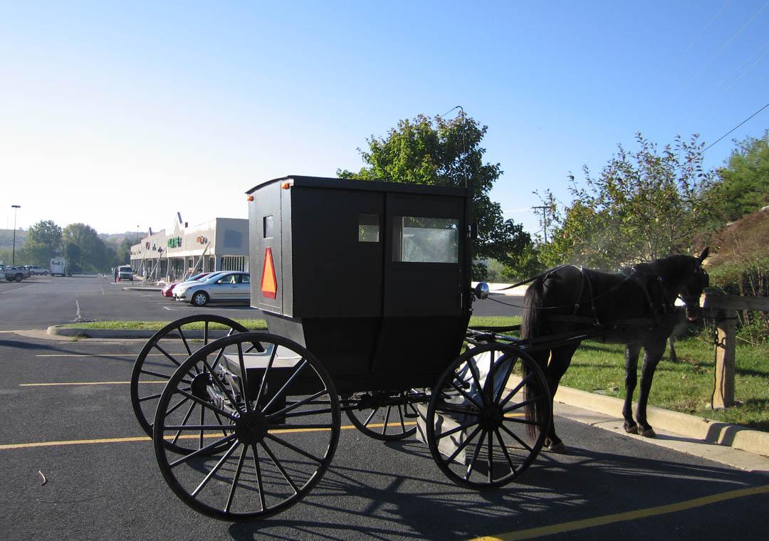 The Amish Shop at WalMart