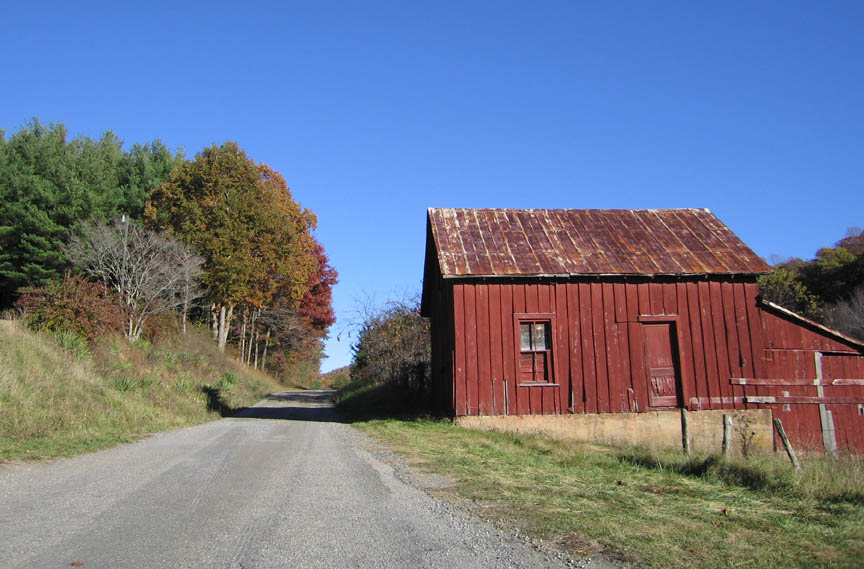 The Crooked Road to Floyd, Virginia