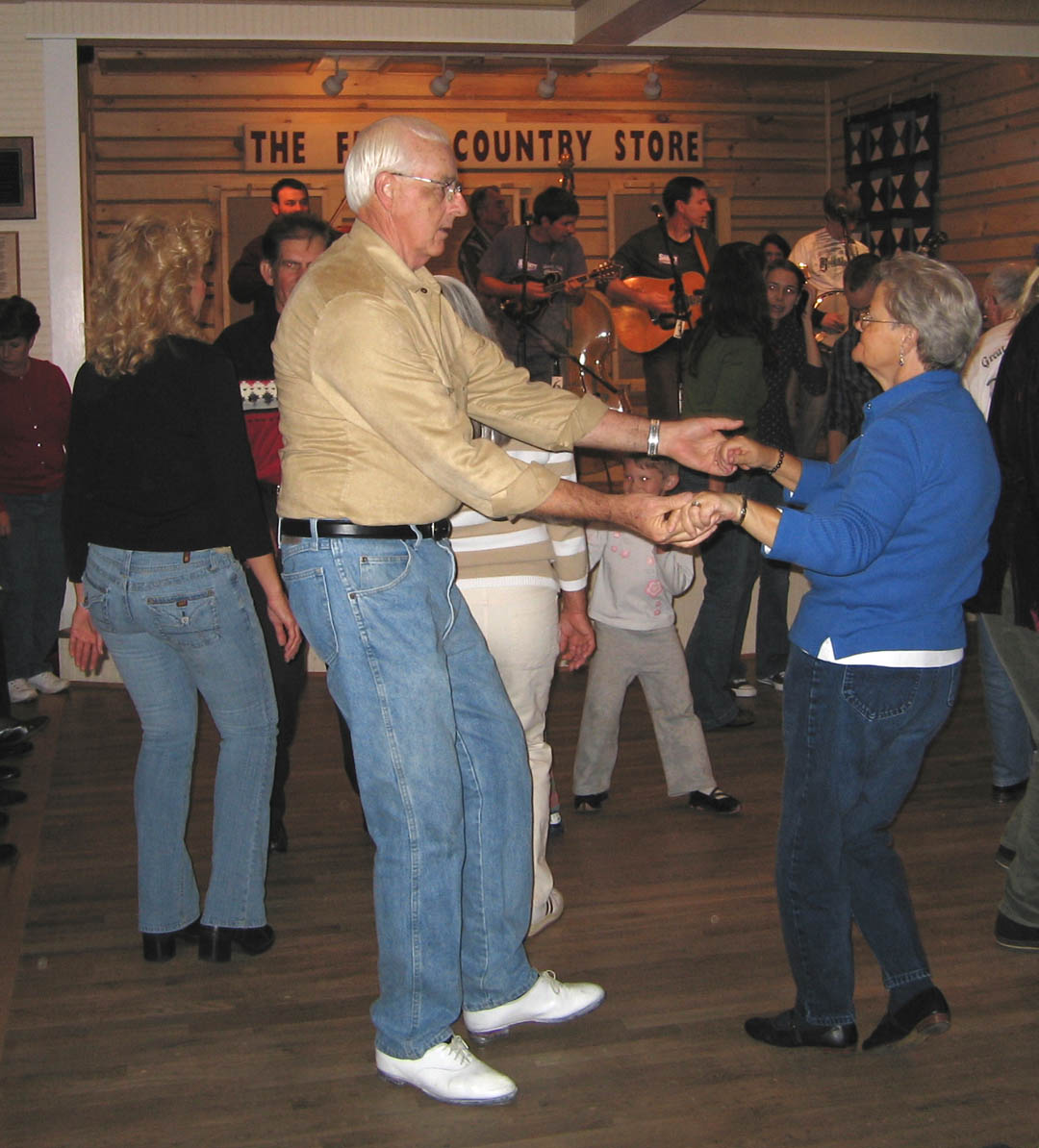 Floyd's Country Store Dancers