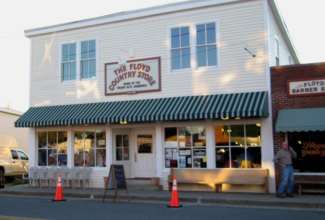 Floyd Country Store Virginia