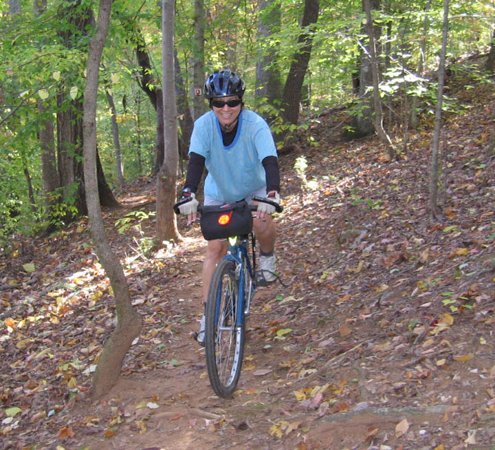 Mountain Biking in North Carolina