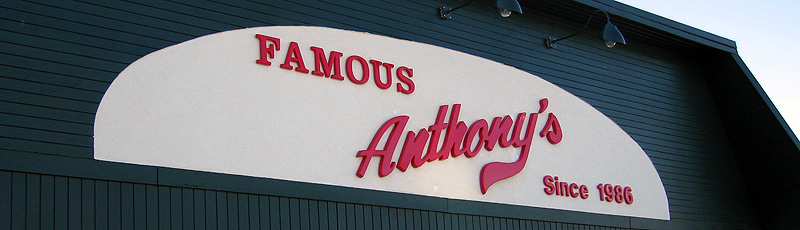 Famous Anthony's