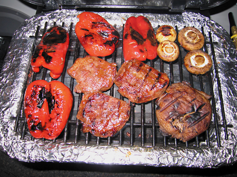 birthday barbecue