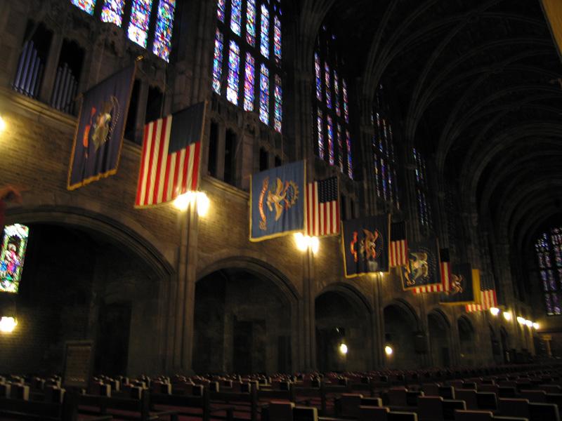 West Point Chapel